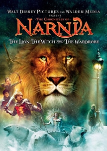 Lion, witch, wardrobe